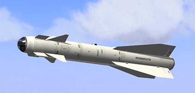 Российские ракеты семейства Х-29 предназначены для поражения наземных и надводных целей.