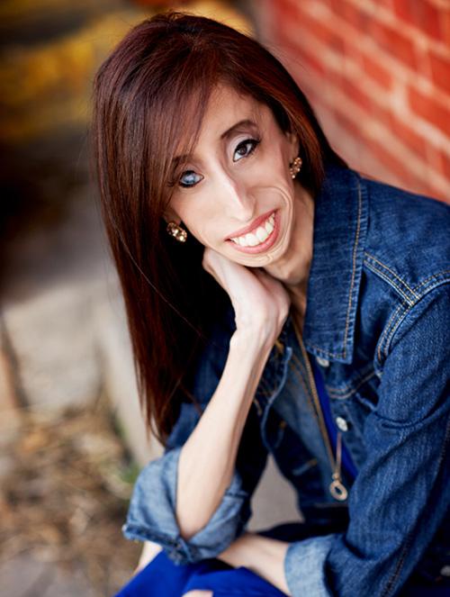 Лиззи нашла свое счастье и научилась любить себя такой, какая она есть Фото: Личная страничка героя публикации в соцсети