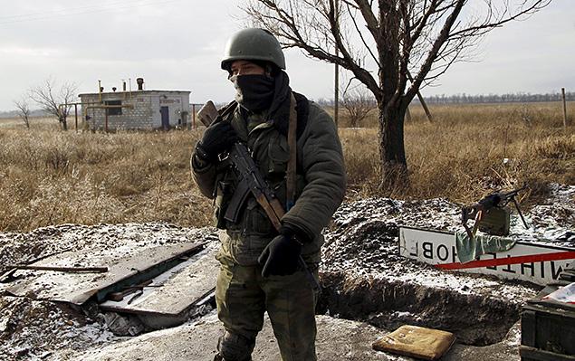 На юго-востоке все будет так же как и сейчас. Вроде и мир, но при этом Донецк постоянно обстреливают Фото: REUTERS