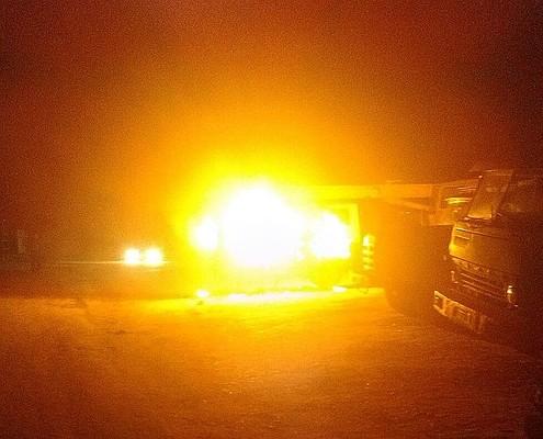 В Севастополе прохожие вытащили мужчину из УАЗика за минуту до взрыва [Фото] фото