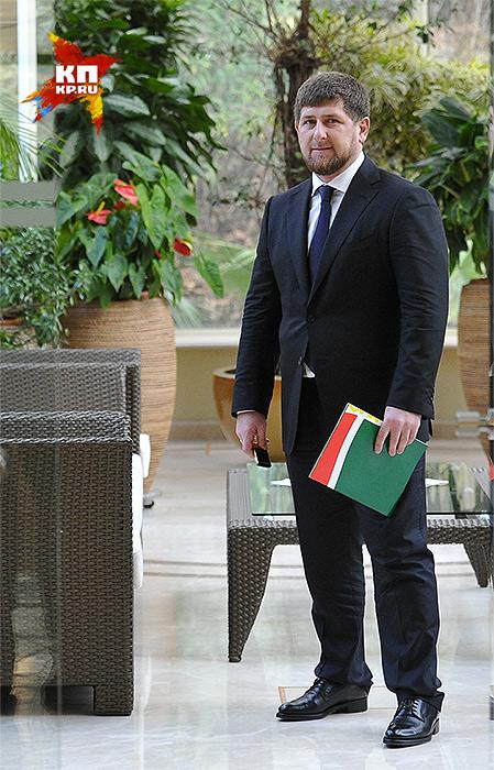 Полномочия Рамзана Кадырова на посту главы республики истекают в марте нынешнего года. Фото: Анатолий ЖДАНОВ