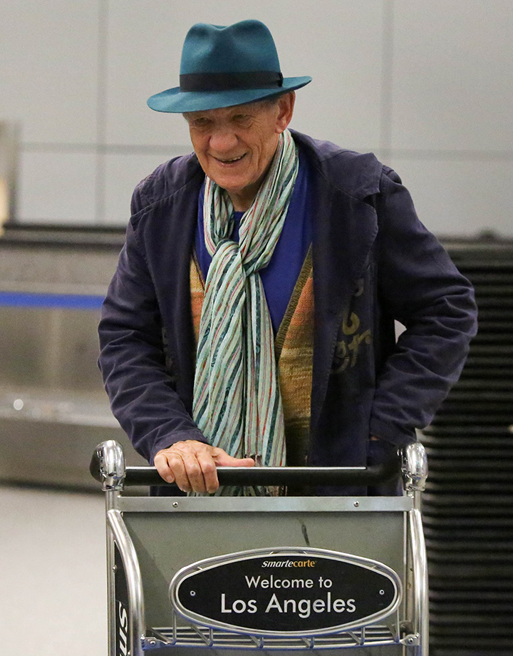 Йен МакКеллен один из лучших ныне живущих британских, а может, и не только британских актеров Фото: SPLASH NEWS