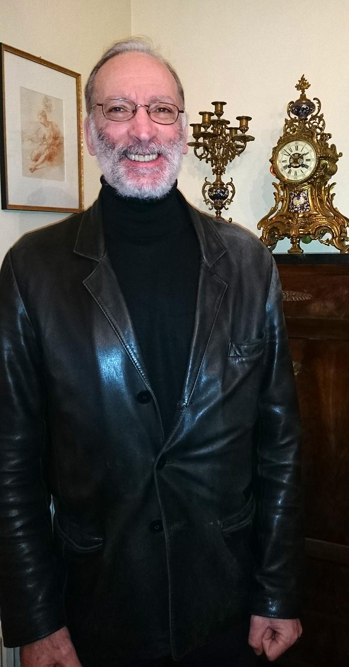 Французский политолог Эммануэль Леруа