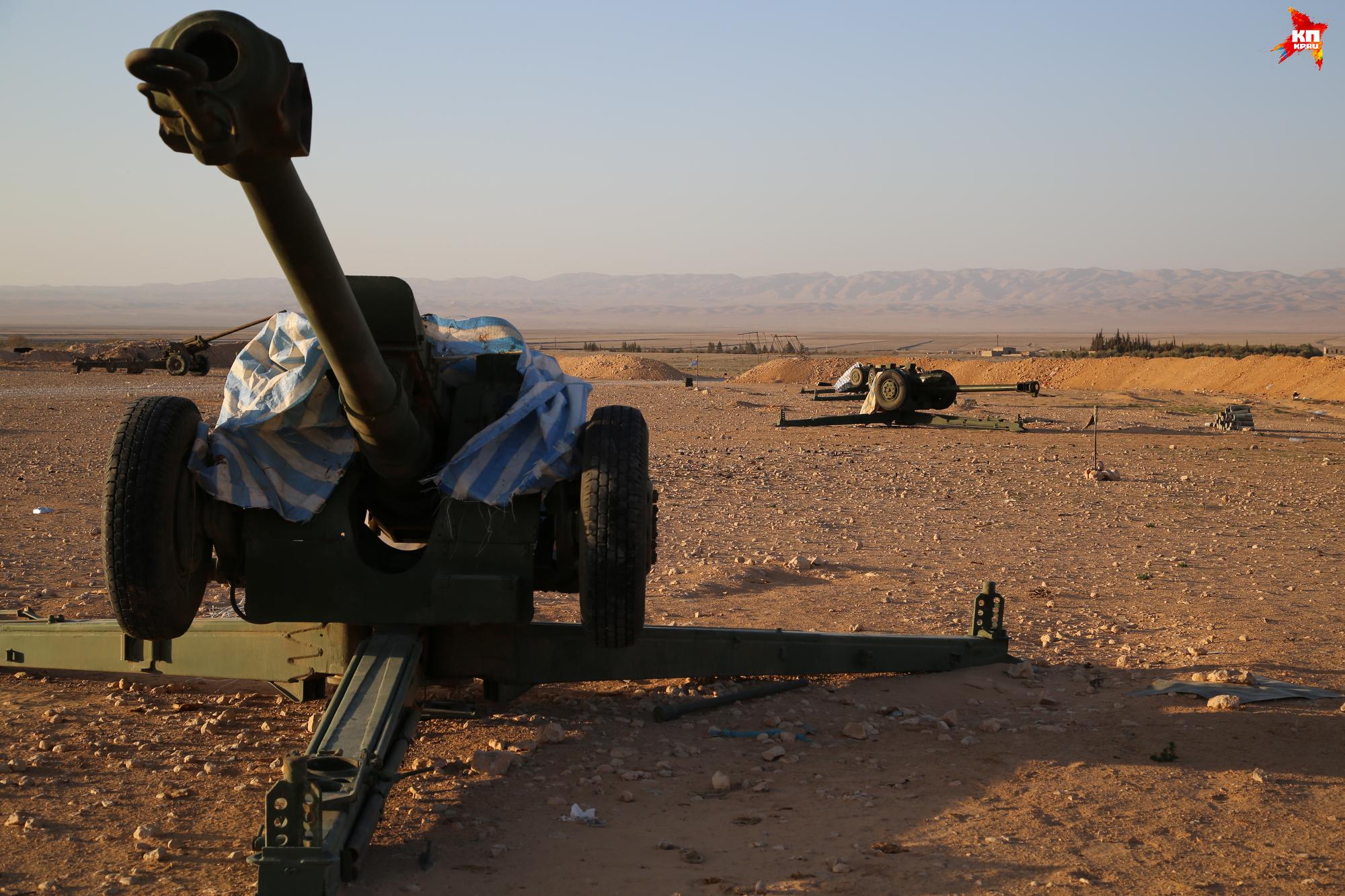 На данный момент боевые действия прекратились в 34 населенных пунктах Сирии. Фото: Александр КОЦ, Дмитрий СТЕШИН