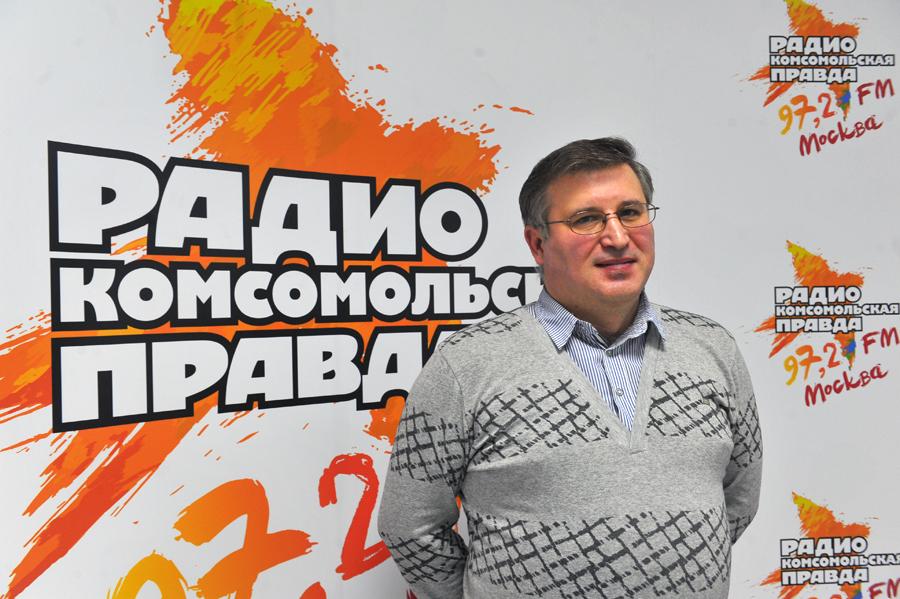 Андрей Епифанцев Фото: Евгения ГУСЕВА