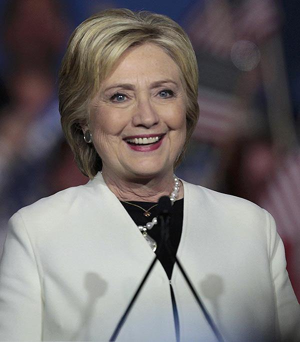 Хиллари Клинтон. Фото: REUTERS
