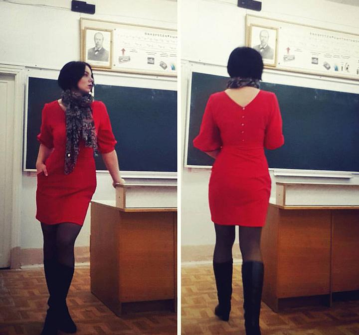 """Учительница ИЗО Дарья Пучкова : """"Мне позвонил из школы директор, меня обвинили, что я растлеваю учеников!"""" Фото: Личная страничка героя публикации в соцсети"""