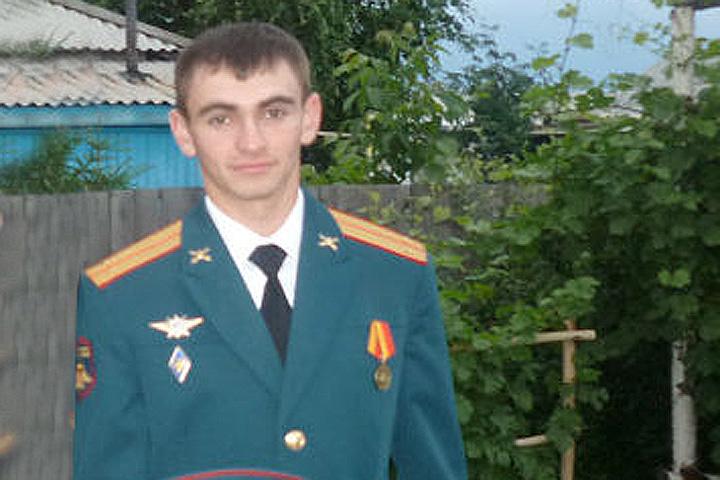 У Александра в семье много военных и он всегда мечтал служить. Фото: Личная страничка героя публикации в соцсети