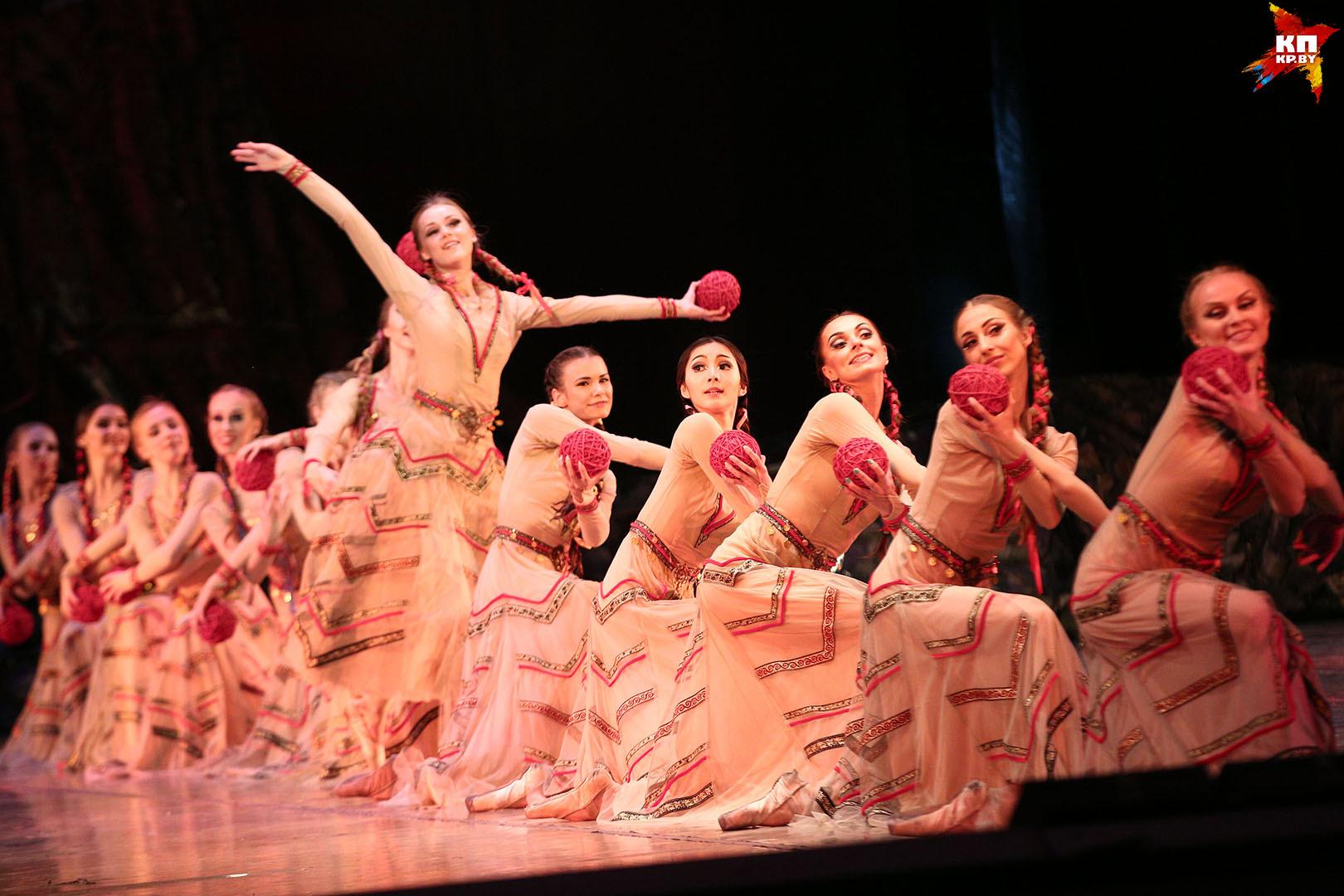 «Балетное лето в Большом»