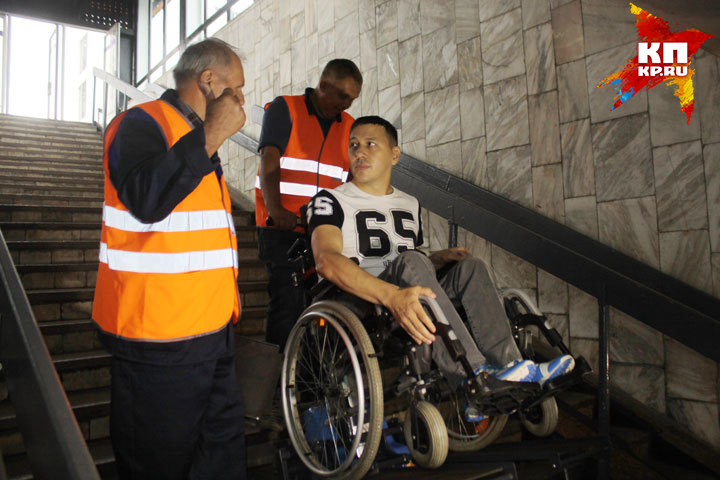 Нижегородская подземка глазами инвалида