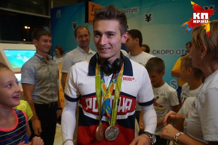 Белявский был очень рад вернуться в Екатеринбург Фото: Алексей БУЛАТОВ