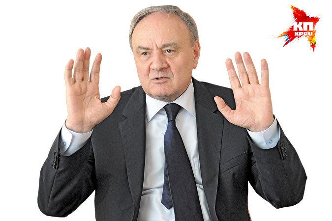 Николай Тимофти Фото: Сергей СЕДЛЕЦКИЙ