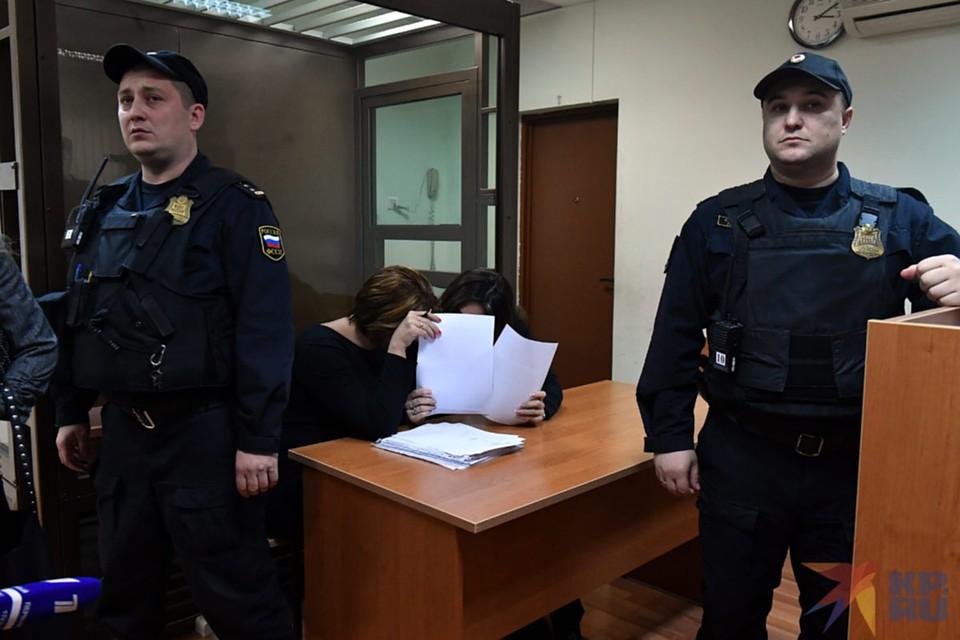 Артистка Бочкарева всуде признала себя виновной вхранении наркотиков
