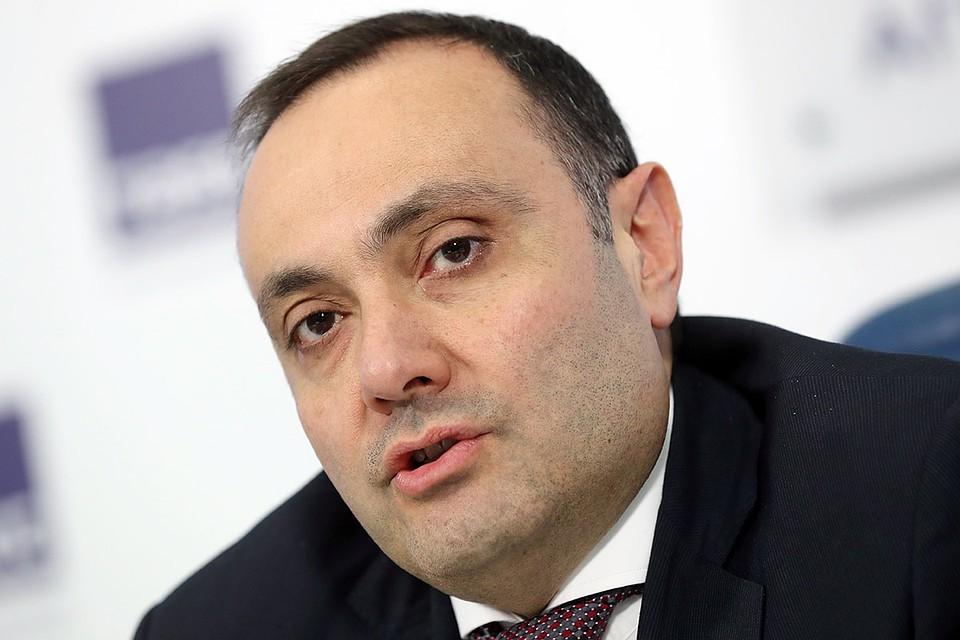 Азербайджанцы иармяне устроили массовую драку в столице
