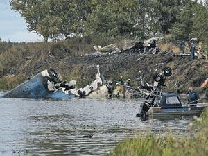 Самолет упал через семь секунд после взлета. В этом аду выжил только один человек.