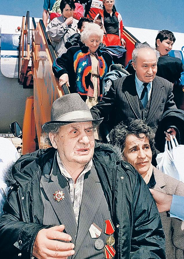 Израиль считал, что для возвращения  евреев на историческую родину хороши все средства. Фото: REUTERS