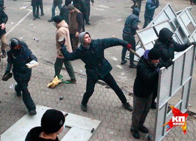 Подписание Ассоциации это не опереточный майдан, а настоящие голодные толпы безработных на улицах уже в следующем году Фото: REUTERS