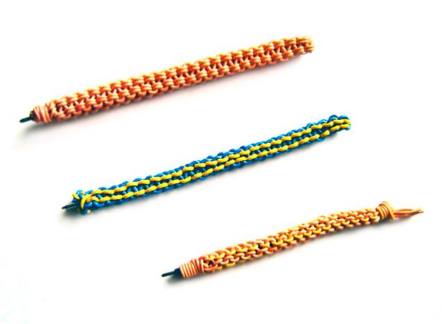 Писать оплетенными ручками было не очень удобно, зато они считались оригинальными и красивыми. Фото: velomania.ru