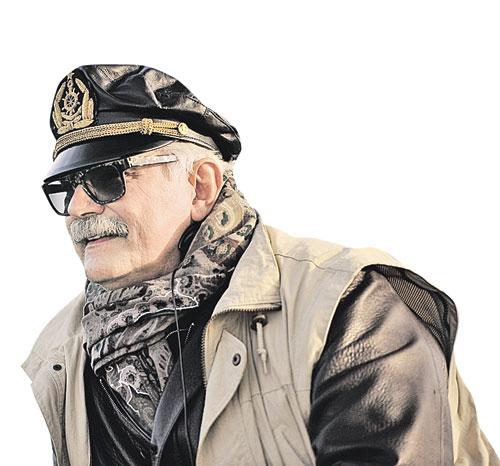 К премьере «Солнечного удара» Михалков шел 40 лет. Фото предоставлено кинокомпанией «ТриТЭ».