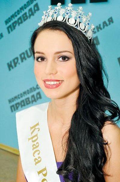 """""""Краса России-2012"""" Элина Киреева"""