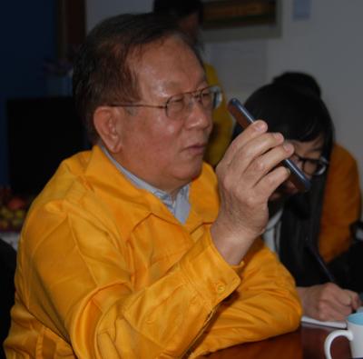 Мистер Яо Сяо Ту поверил в проект. Фото: Александр МИЛКУС