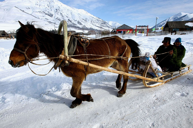 Казахстан - огромная преуспевающая страна с населением всего 17 миллионов человек Фото: GLOBAL LOOK PRESS