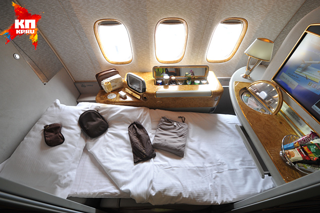 Пассажиры могут выбрать разные каюты Фото: Михаил ФРОЛОВ