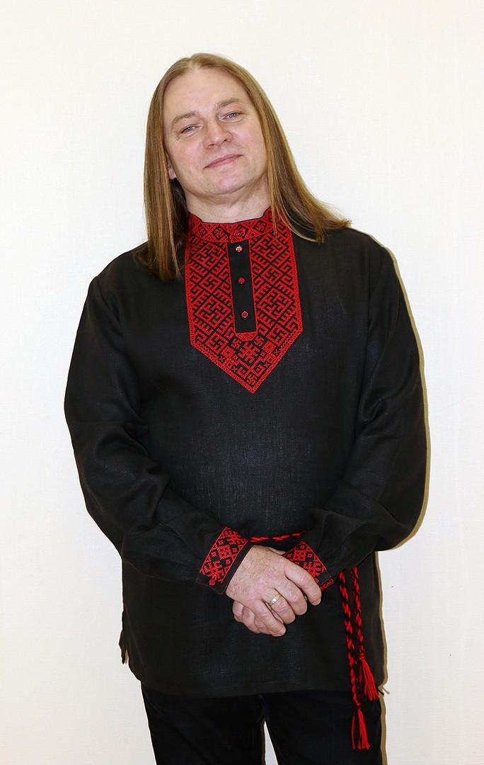 Фото русского стиля одежды