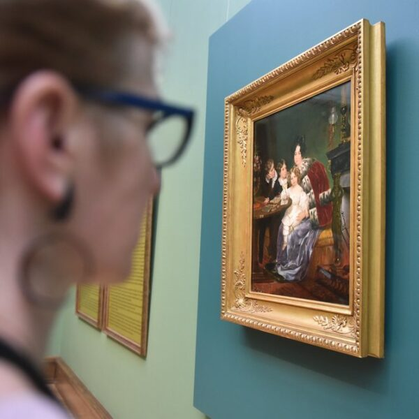 Выставка «Мечты о Свободе. Романтизм в России и Германии»