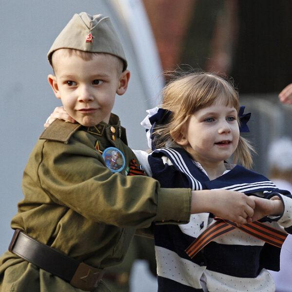 День Победы в Коломенском