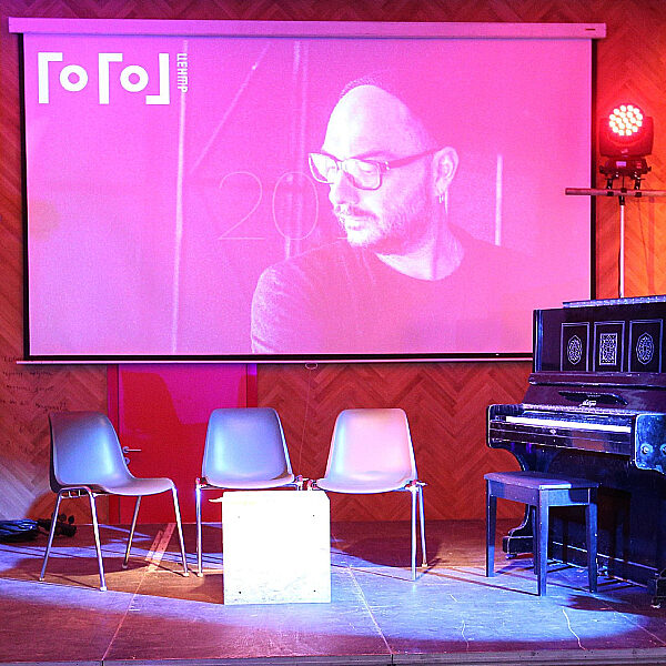 Ночь театров в Гоголь-Центре