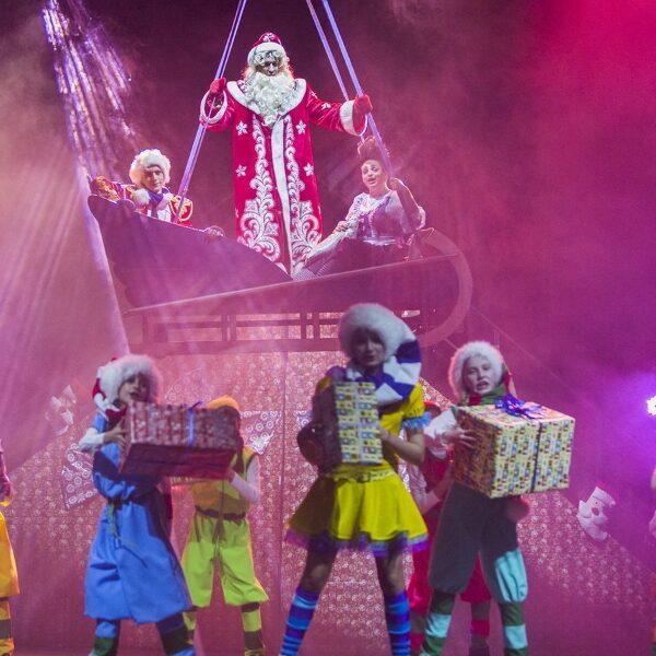 Спектакль «Школа снеговиков. Новогодняя история»