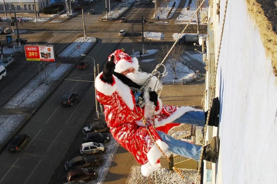 Дед Мороз по скайпу: как заказать новогоднее поздравление для ребенка в Москве