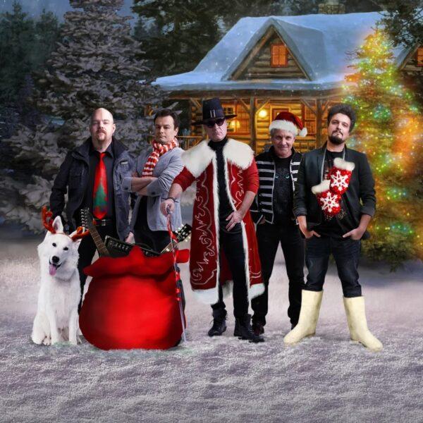 Новогодний КРЕМ-корпорат с группой «Крематорий»