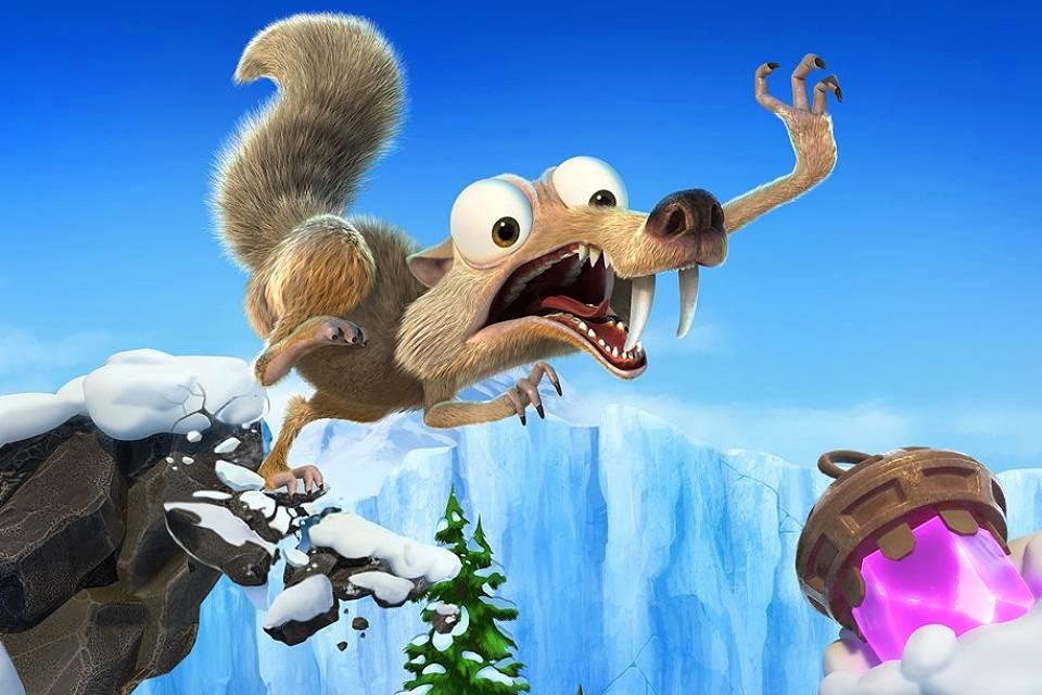 Мультфильм «Ледниковый период»: как белка с орехом влюбила в себя миллионы зрителей