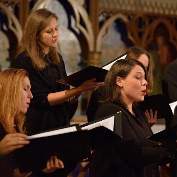 Пасхальный концерт в Зарядье «Вербное воскресенье»