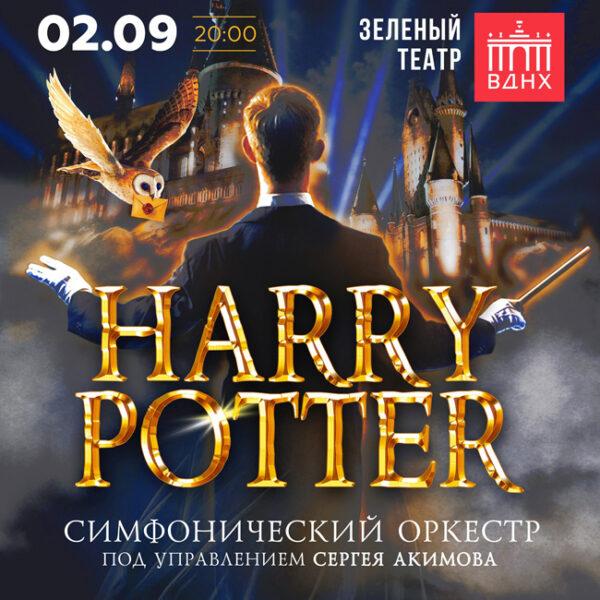 Концерт «Гарри Поттер. Симфонический саундтрек»
