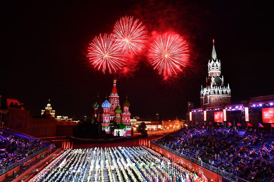 Закрытие фестиваля Спасская башня 5 сентября 2021: Тилль Линдеманн выступит на Красной площади