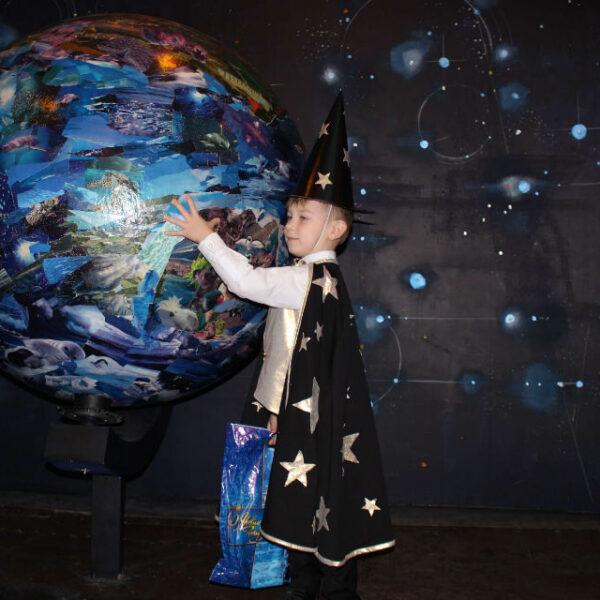 Новогодняя елка в Санкт-Петербургском планетарии