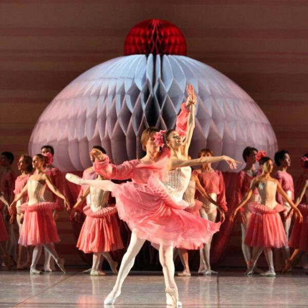 Балет «Щелкунчик» в Михайловском театре