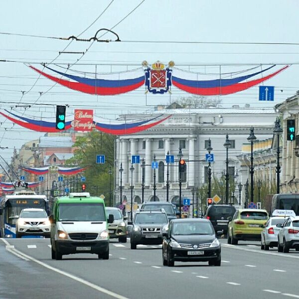 Как украсят Санкт-Петербург ко Дню города