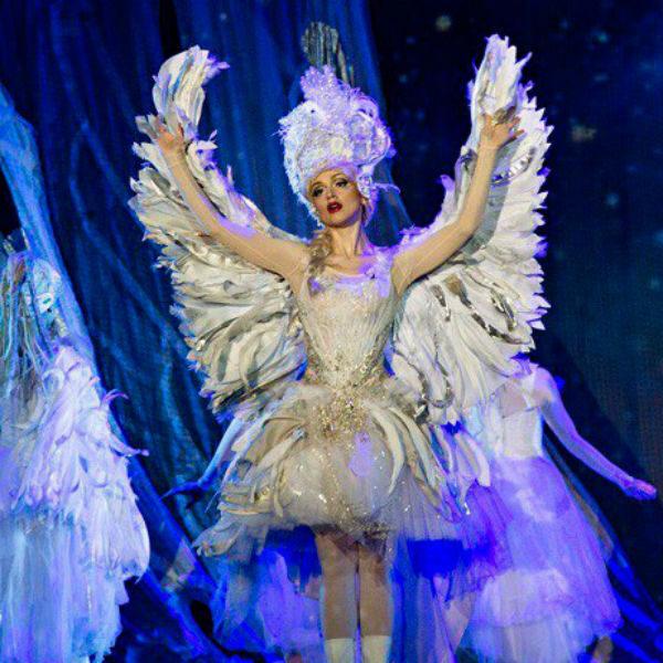 Мюзикл «Сказ о серебряных крыльях»
