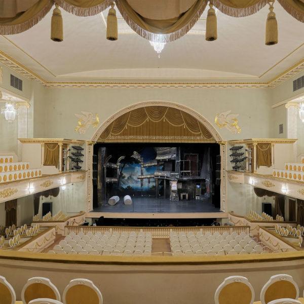 Мюзикл «Мисс Сайгон» в Театре Музыкальной комедии