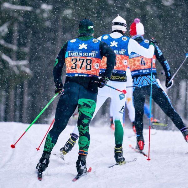 Фестиваль зимних видов спорта KareliaSkiFest
