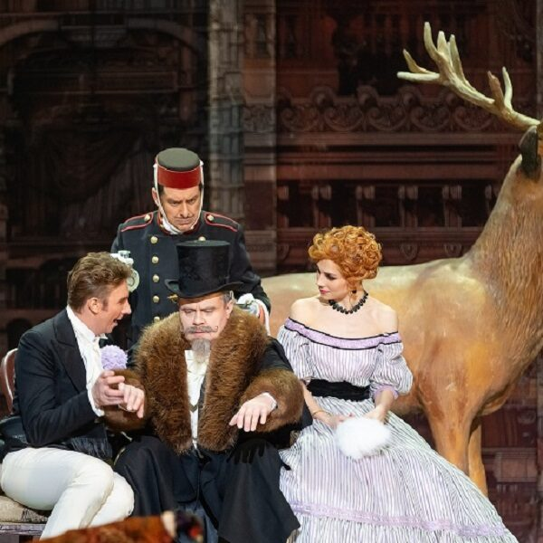 Оперетта «Граф Люксембург»