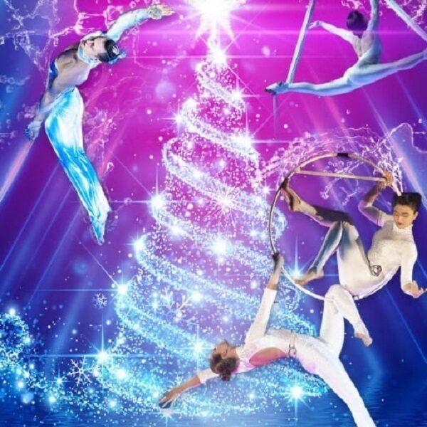 Новогоднее шоу «Буратино»: цирк на воде