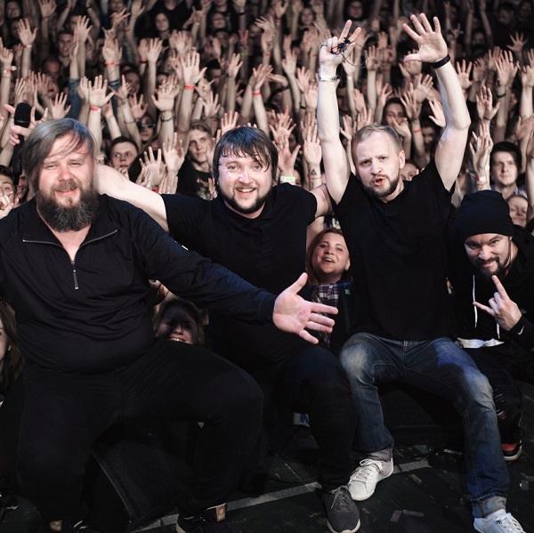 Концерт группы Nizkiz