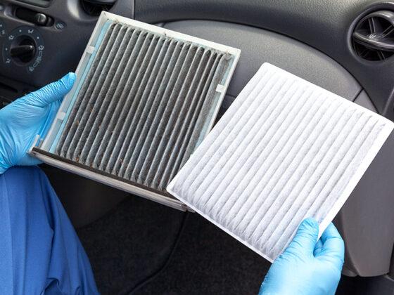 Для чего нужен салонный фильтр в автомобиле