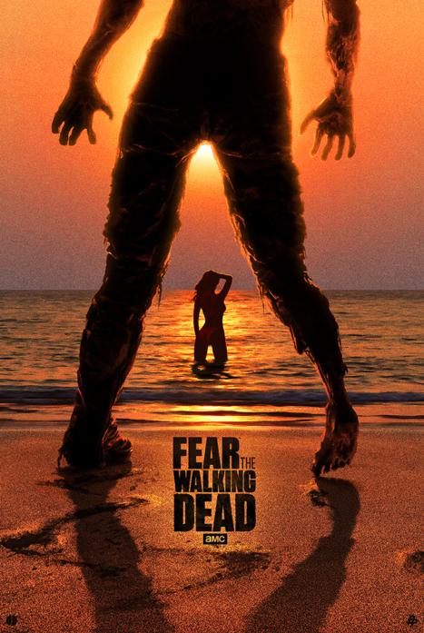 Бойтесь ходячих мертвецов 5 сезон