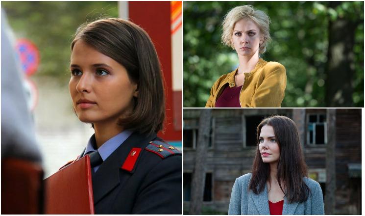 Красавицы в погонах: лучшие сериалы НТВ о женщинах-полицейских